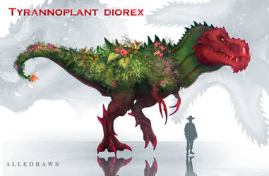 Tyrannoplant DioRex