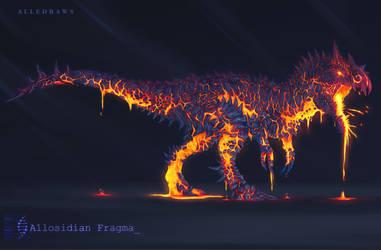 Allosidian Fragma
