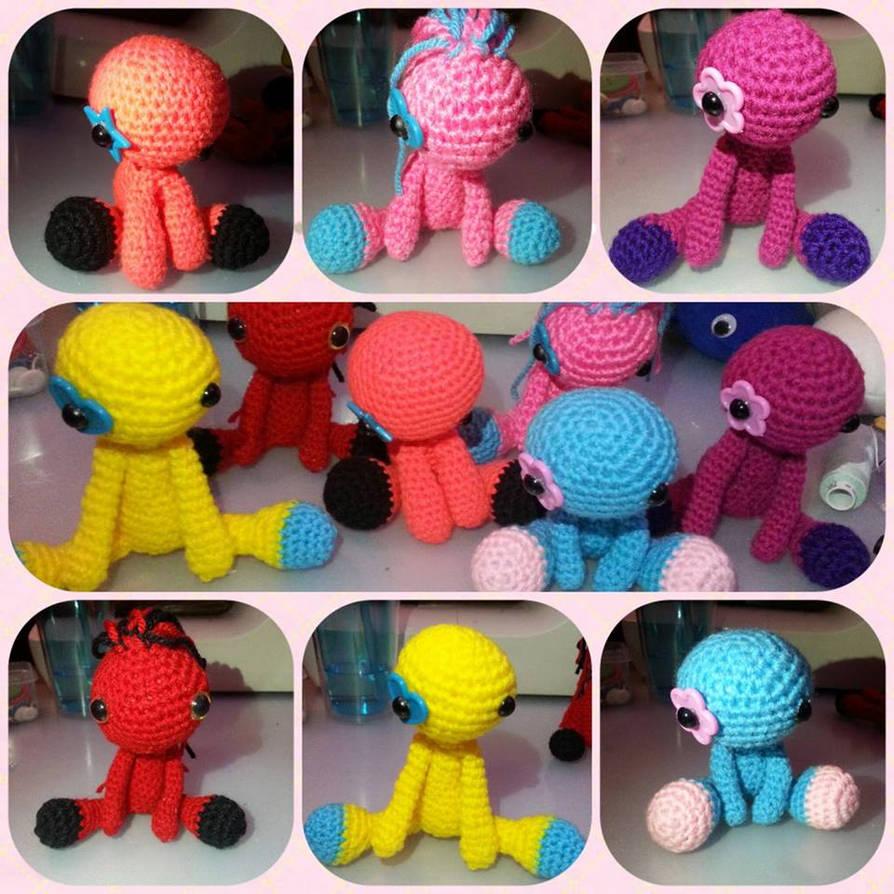 Halloween amigurumi Voodoo doll crochet PATTERN cute   Etsy   894x894