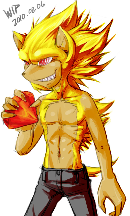 Iblis Sonic