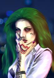 Joker Genderbent