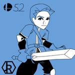 The Smashing Series 52: Mii Swordfighter