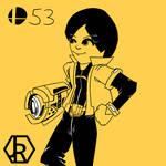 The Smashing Series 53: Mii Gunner