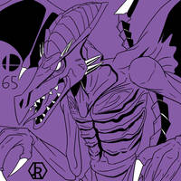 The Smashing Series 65: Ridley by JR-Jayquaza
