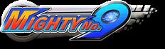 Mighty No 9 Logo Cropped by RadzHedgehog