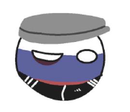 Russian Gopnikball by Gvozdi