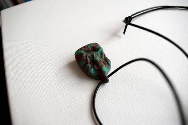 Single Ganesha amulet by PoetaImmortalis