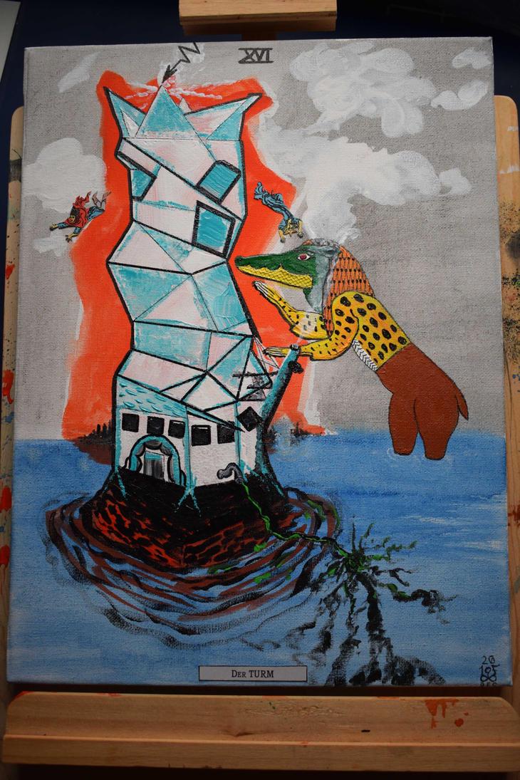 Der Turm by PoetaImmortalis
