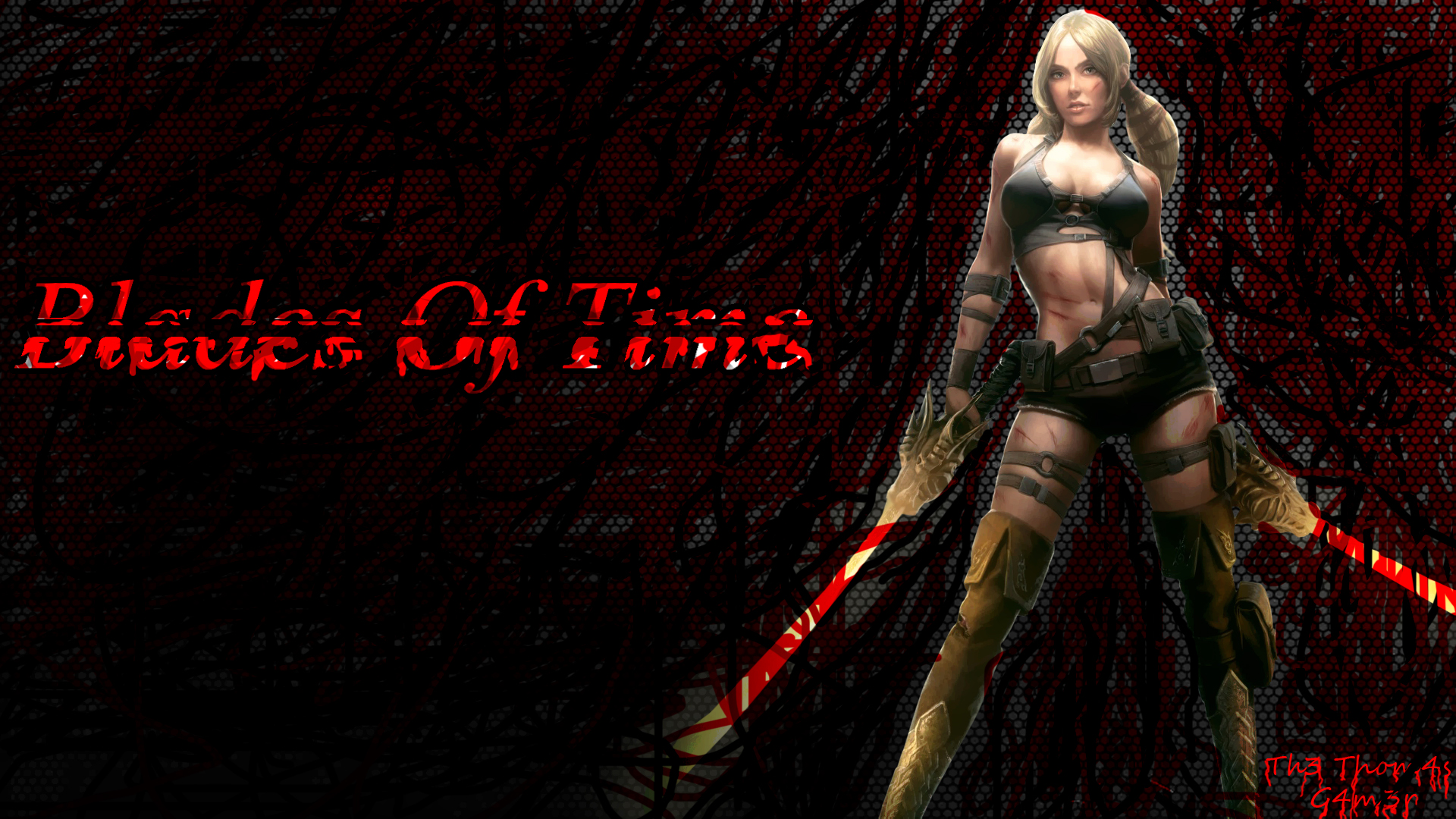Blades Of Time Ayumi
