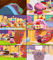 MMD - Kirby's Dream of Food (REMAKE) by SuperAwesomeHamtaro