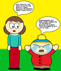 Cartman's Dentist Appointment by SuperAwesomeHamtaro