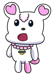 Surprised Labra Face (AT) by SuperAwesomeHamtaro