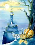 Halloween Tower
