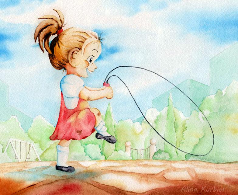 Little Jeanie by Dusty-Feather