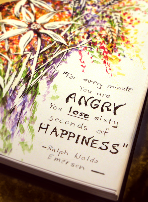 Angry lose Happiness by Alina-Kurbiel