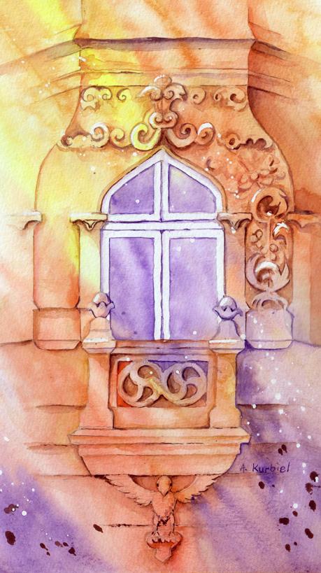 One Happy Window by Alina-Kurbiel