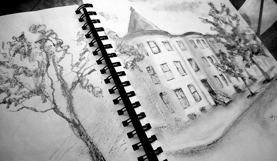 Baltimore by Alina-Kurbiel