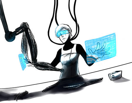 GLaDOS do that science
