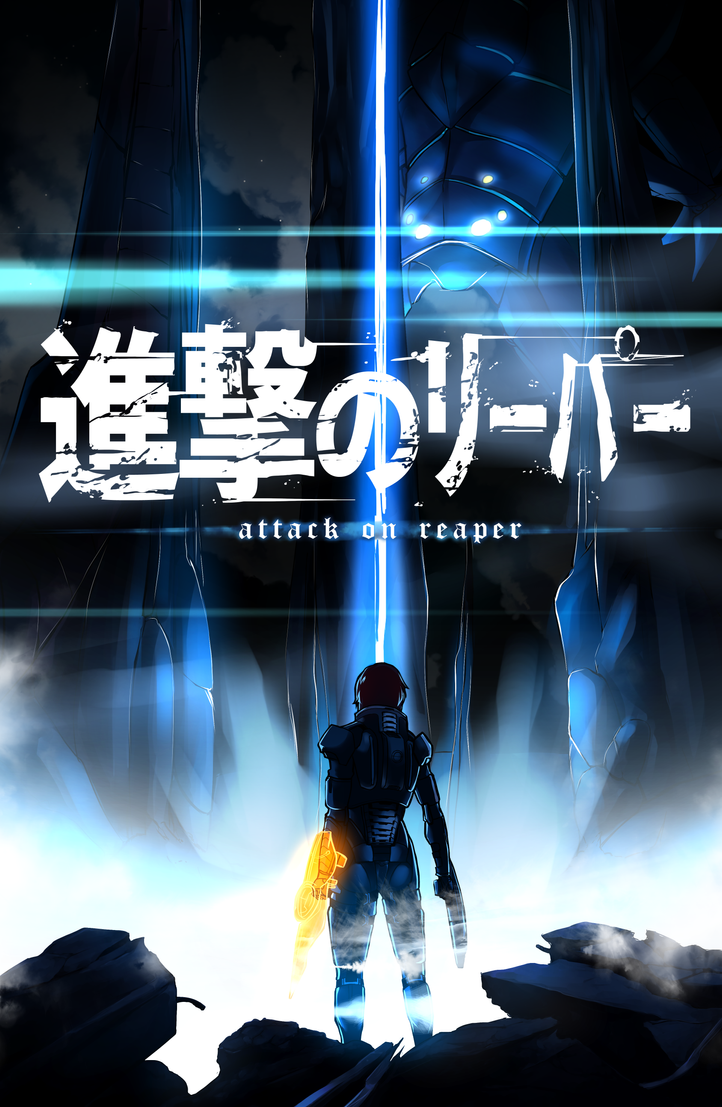 Attack on Reaper by did-you-reboot