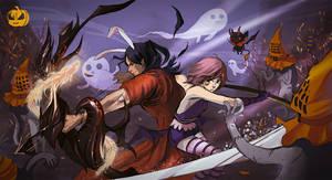 Aion Halloween