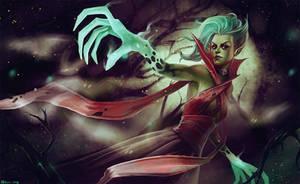 Death Prophet for Dota 2 by AliceRose