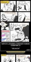 Kefo's journey through Hoenn: Chapter 5