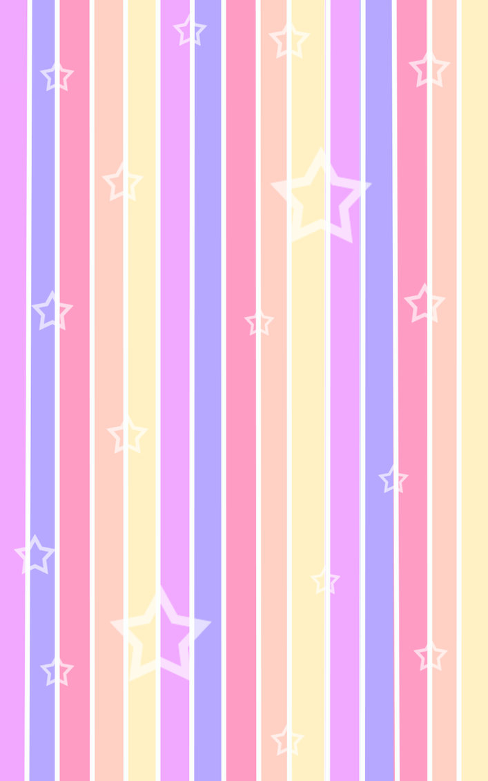 Pastel rainbow custom background by lonehuntress