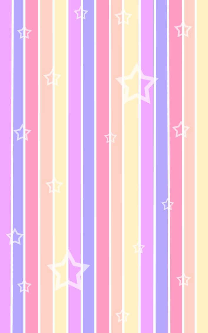 Pastel rainbow custom background by lonehuntress