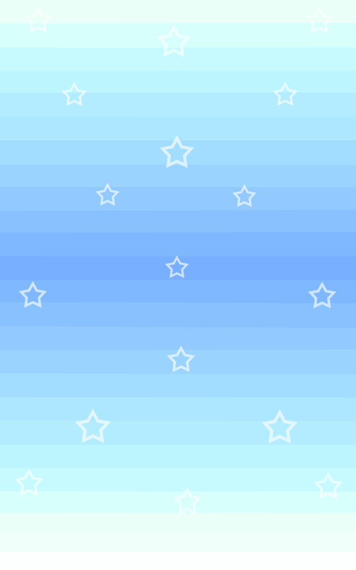 Blue stars custom background by lonehuntress