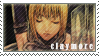 Claymore stamp by lonehuntress