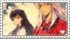 Inuyasha Stamp by lonehuntress