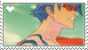 Kamina Stamp by lonehuntress