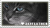 Jayfeather stamp by lonehuntress