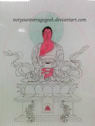 Amitabha White Board Markers by notyouraveragegeek