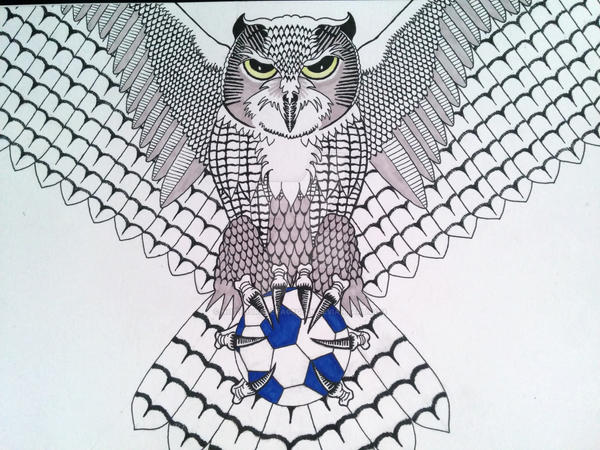 Sheffield Wednesday Owl By Notyouraveragegeek On DeviantArt