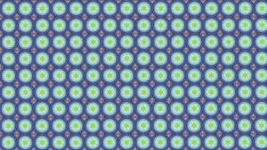 Pattern of Cool Colors