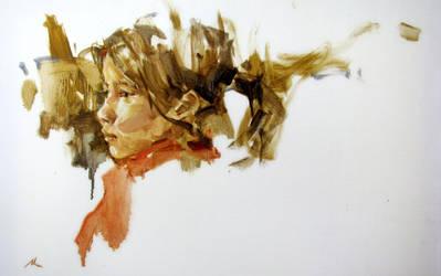 natural stroke by alrasyid