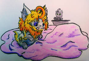 [STYG] 'Can't piwwow, am cat'