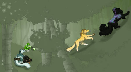 Jungle Frolic