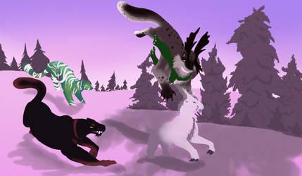 The Frozen Lands