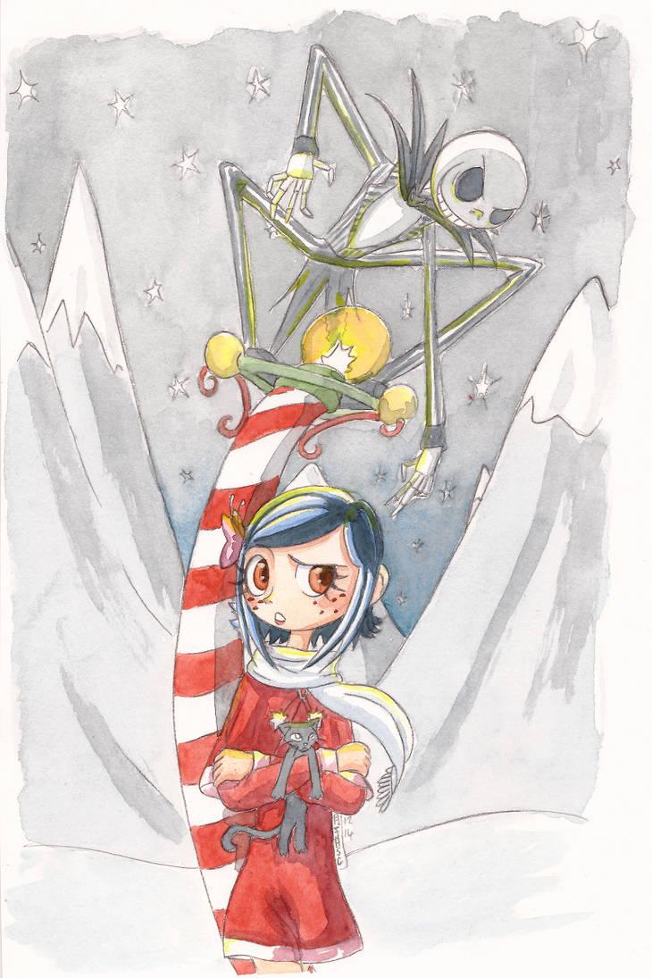 Wrong Door Coraline X Tnbc By Tsukiko Chan On Deviantart
