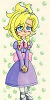 Cloud-chan Ready for the Don by Tsukiko-chan