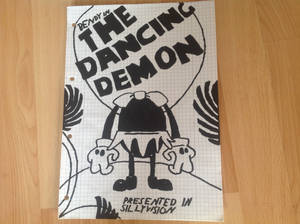 Bendy in: The Dancing Demon poster
