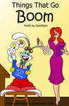 Things That Go Boom Book Cover