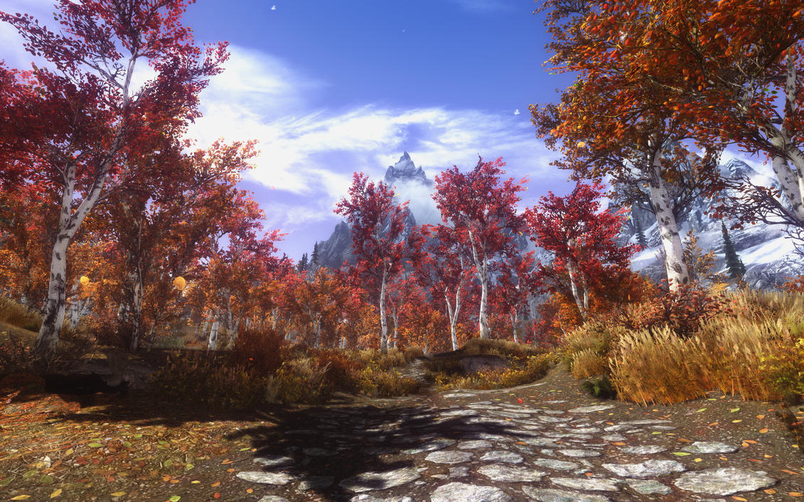 Skyrim-beautification-project-screenshot-002 by MayheM-7