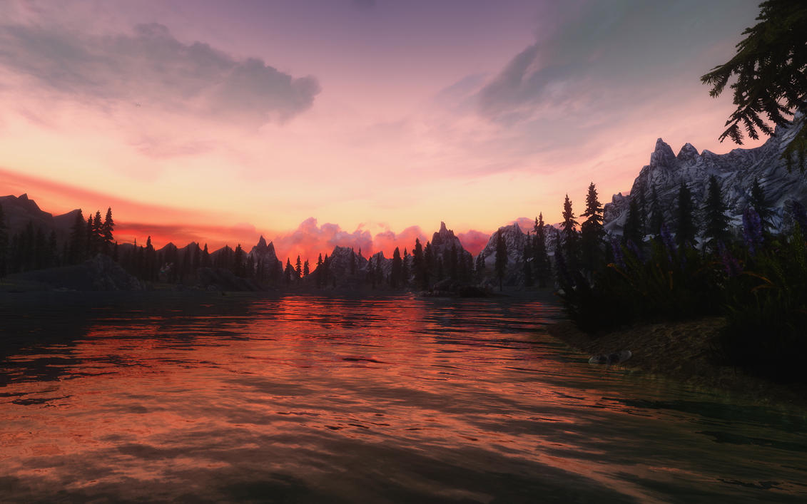 Skyrim-beautification-project-screenshot-004 by MayheM-7