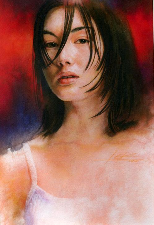 Danielle Graham 1 by cklum