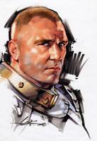 X-Men 3 Juggernaut by cklum