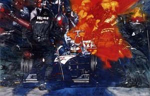 West F1 by cklum