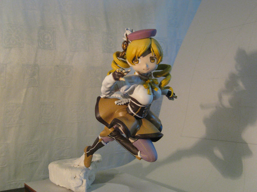 tomoe mami figure by Keng1308